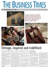 Shawn's Article - VINTAGE INSPIRED & REDEFINED @ AUG 2012