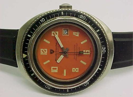 L'equipe Cousteau et ses montres : suite du feuilleton Nivc2