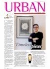 JULY 2010 - Featured in the URBAN Section of Straits Times re Collecting Timepieces as Family Heirlooms